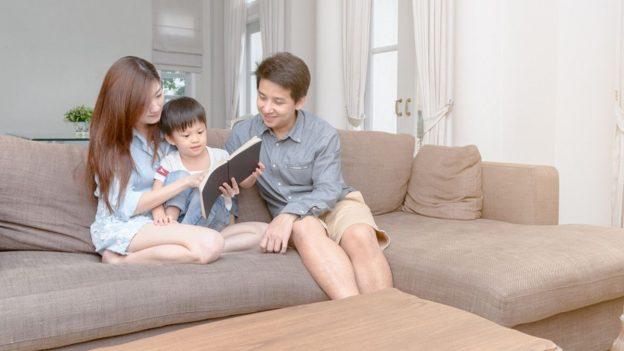 Waktu Dan Perhatian Orang Tua Adalah Yang Paling Dibutuhkan Anak